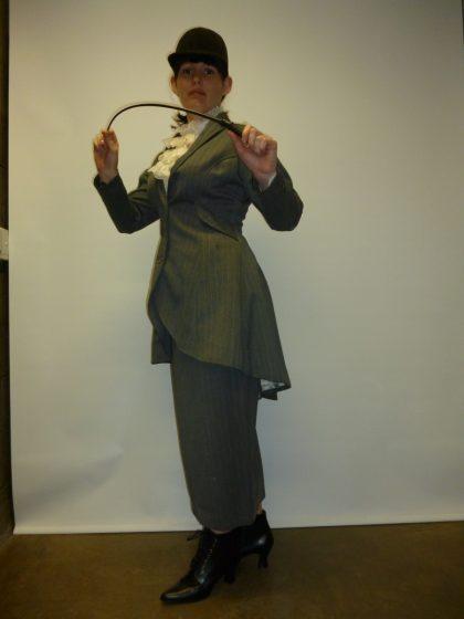 Victorian Equestrian costume