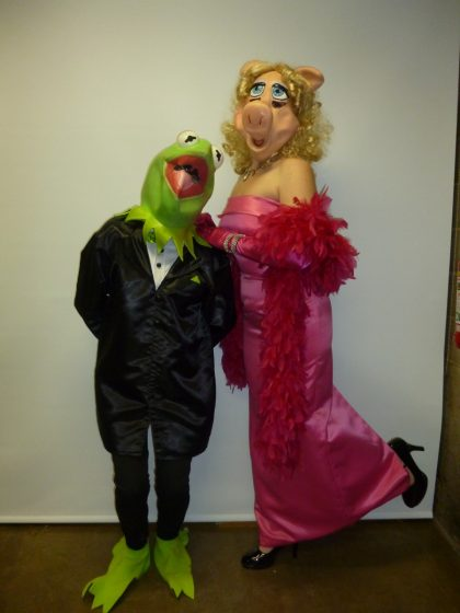 Muppets couples costume