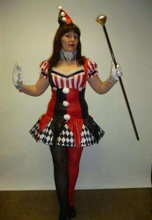 Sexy telephone tv showgirl - 4 3