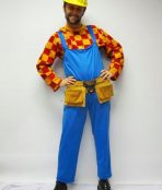 Cartoon childrens costume
