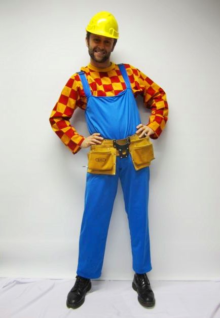 Bob The Builder Costume  sc 1 st  Creative Costumes : adult jafar costume  - Germanpascual.Com