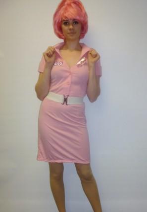 Grease, diner girl, 1950s