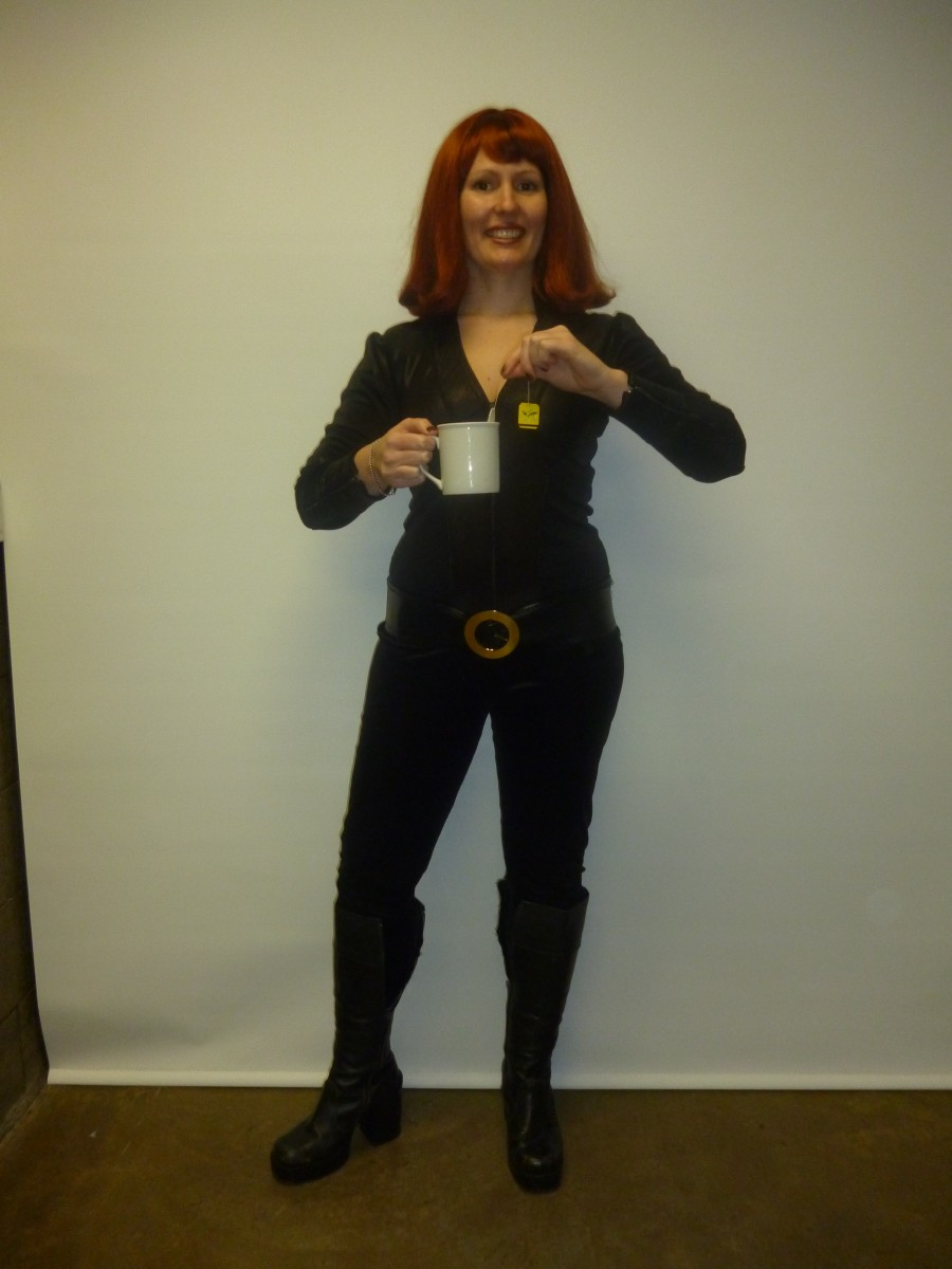 Emma Peel Costume The Avengers Creative Costumes