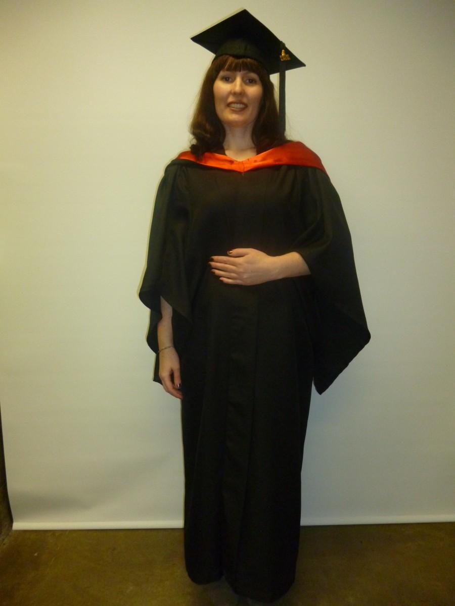 Graduation Gown Costume -Creative Costumes