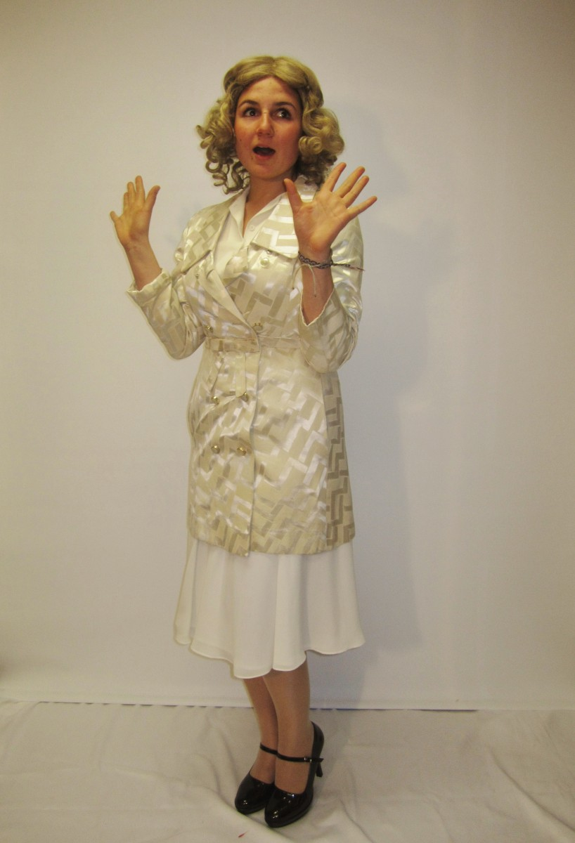 Janet from Rocky Horror Picture Show Costume -Creative ...