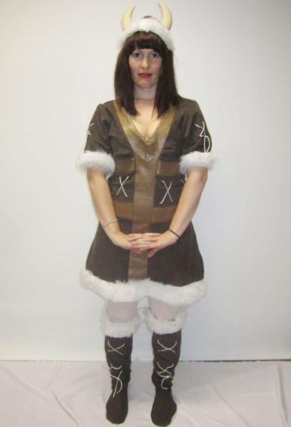 Viking Girl Costume Viking Girl