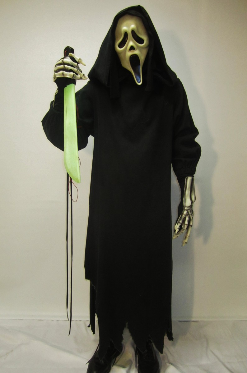 horror movie killer costume creative costumes. Black Bedroom Furniture Sets. Home Design Ideas