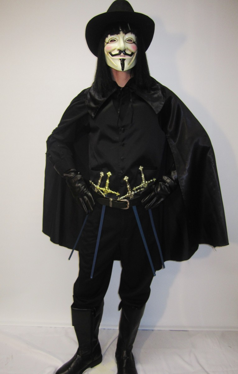v for vendetta costume creative costumes