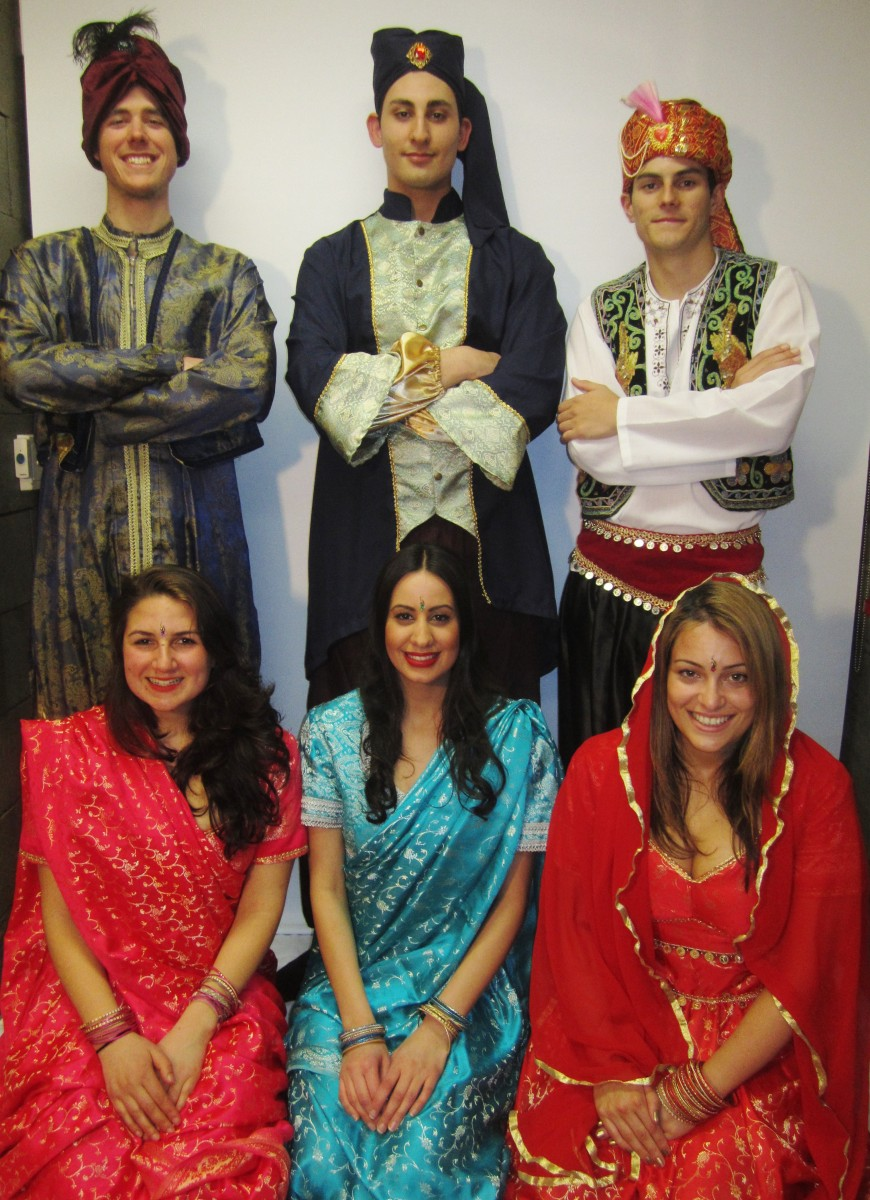 Bollywood Party Dress