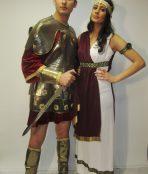 Ceasar & Greecian Lady