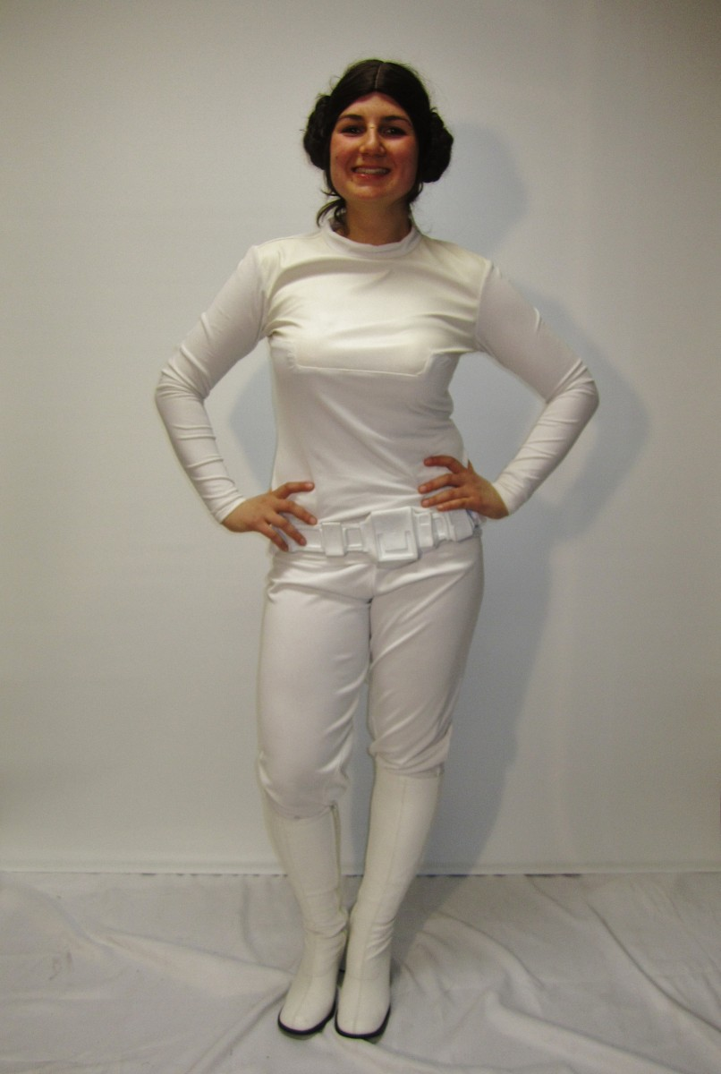 Sci-Fi Space Suit Costume - Pics about space