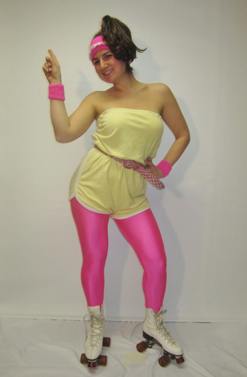 Roller Derby Disco - Roller Derdy Disco -Creative Costumes