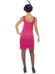 pink 20s costume