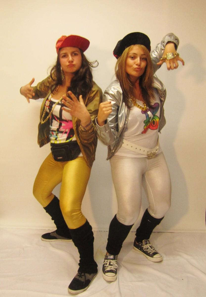 5f5fc9a05f Salt N Pepa Costume - Creative Costumes