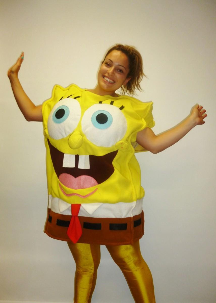 Plus Size Sally Halloween Costume