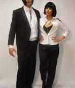 Vincent Vega & Mia Wallace