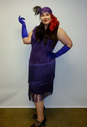 purple evening 1920