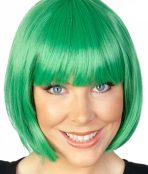 St patrick Day wig