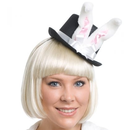 Mini top hat rabbit