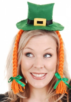 st patrick day hat