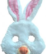 Easter bunny mask