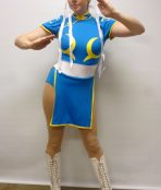 Cosplay street fighter ninja japanese anime game