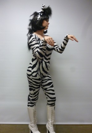 animal onesie zoo