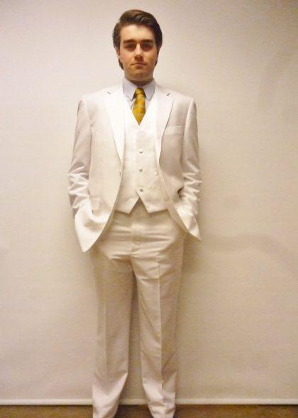 1920's 1930's suit Gatsby