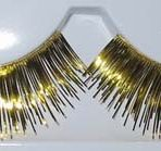 Eyelashes Gold
