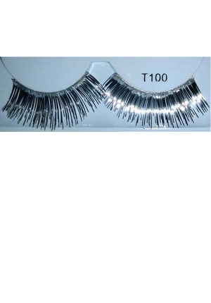 Eyelashes Silver