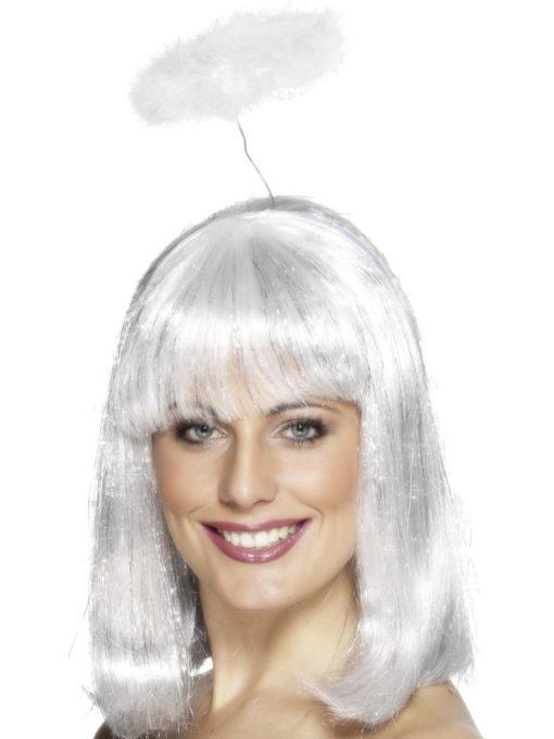 Angel white halo