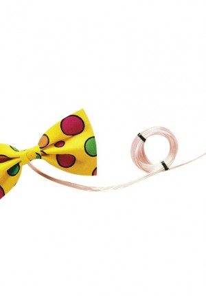 clow bow tie