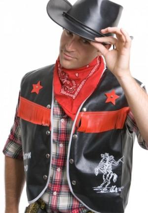 buy cowboy vest