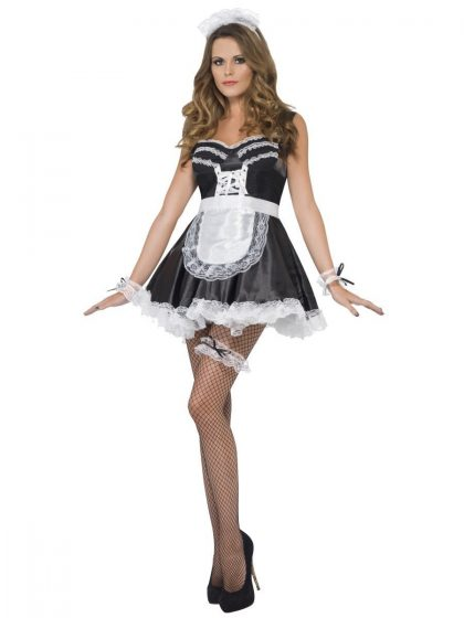 french maid set custom