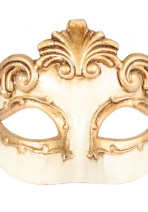 masquerade mask gold mens