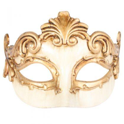 masquerade mask gold mens