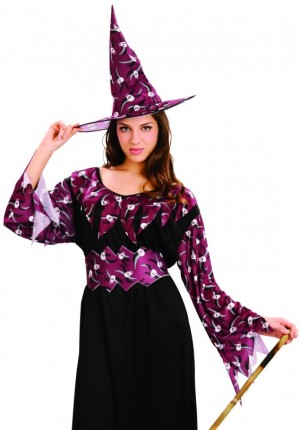 Bargain witch costume