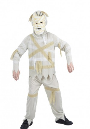 mummy boys costume