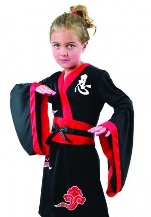 ninja girls costume