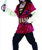 halloween boys pirate costume