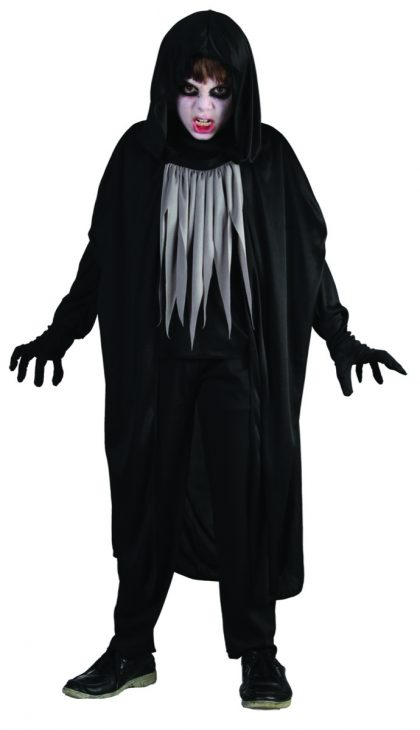 Death boy costume