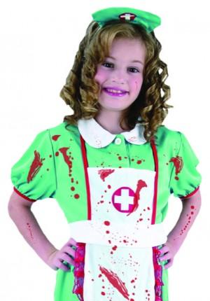 Bloody Nurse girls costume