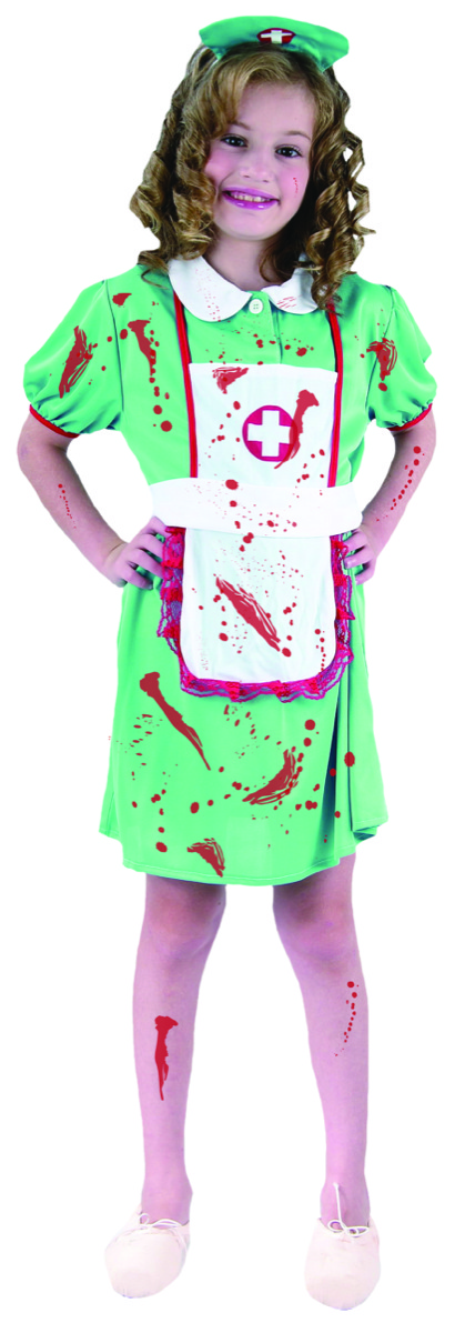 Bloody Nurse girls costume