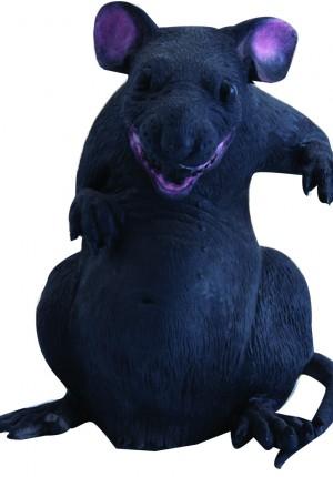 Fat rubber rat