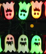 Light up Halloween lights