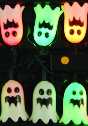 Light up Halloween lights