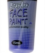 global face paint purple