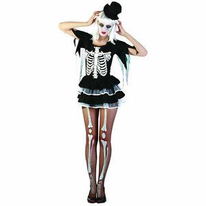 Sassy Skeleton girl Costume