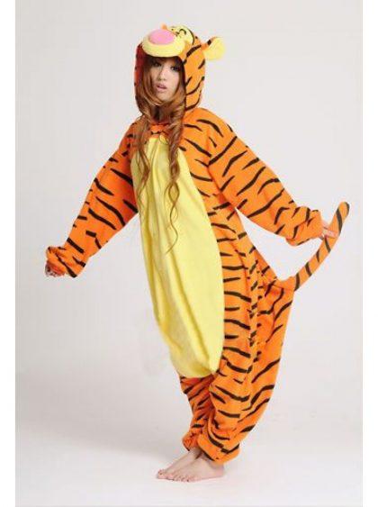 tigger onesie costume