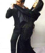 gomez and Morticia addams costumes